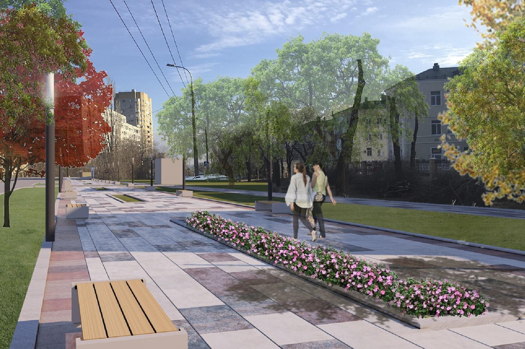В Волгограде подвели итоги голосований по будущему благоустройству парков
