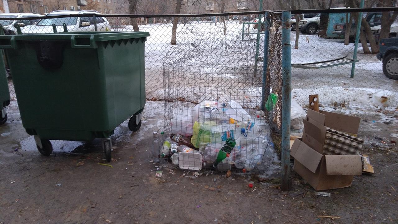 Кто виноват в том, что в Волгограде нет раздельного сбора мусора?