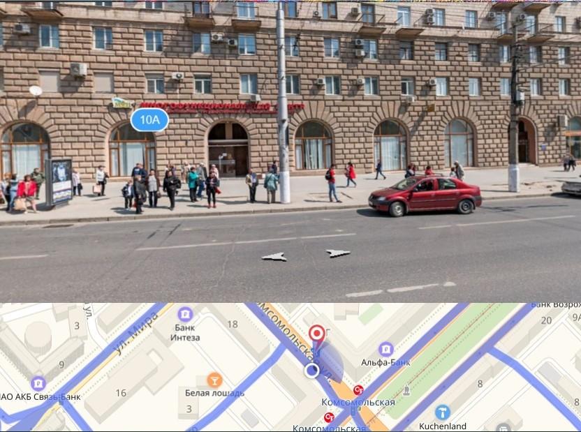 Волгоградцев призывают проголосовать за переименование остановки «Дом Техники»