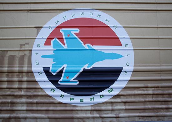 В Волгоград задерживается поезд с военными трофеями из Сирии