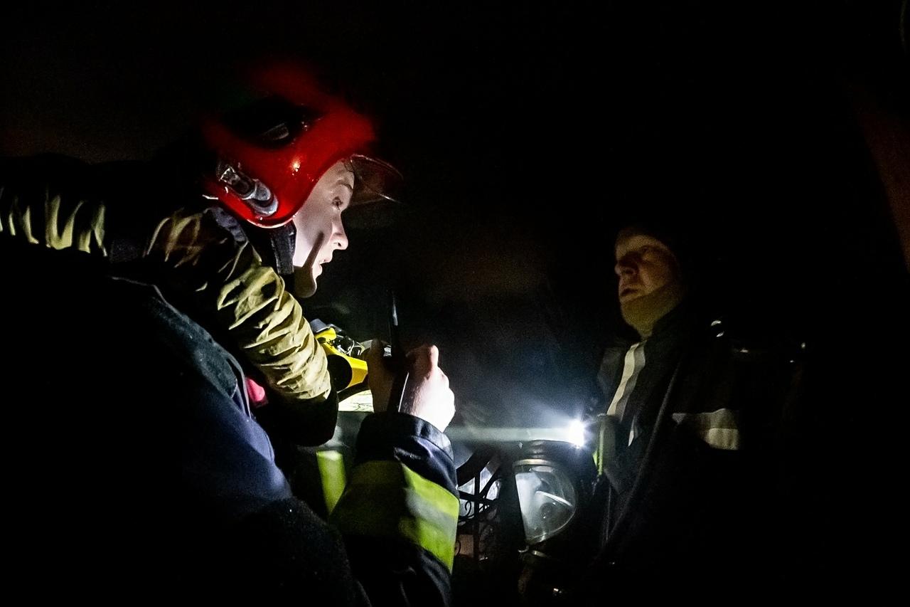 фото:globallookpress. Пожарные