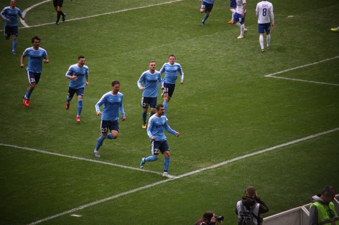 Матч «Ротора» с «Балтикой» побил рекорд посещаемости