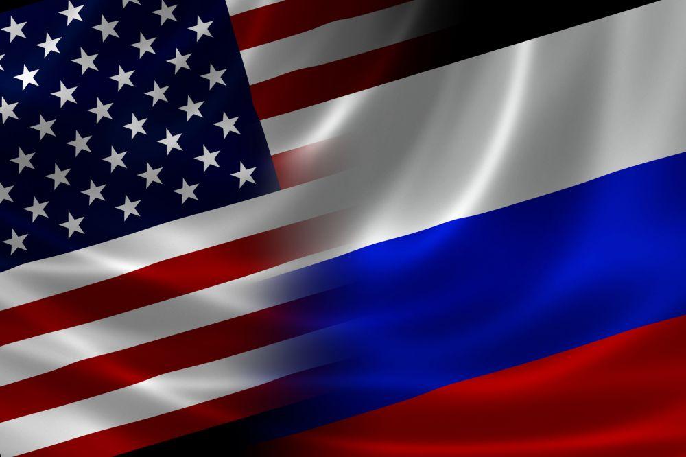 РФ США