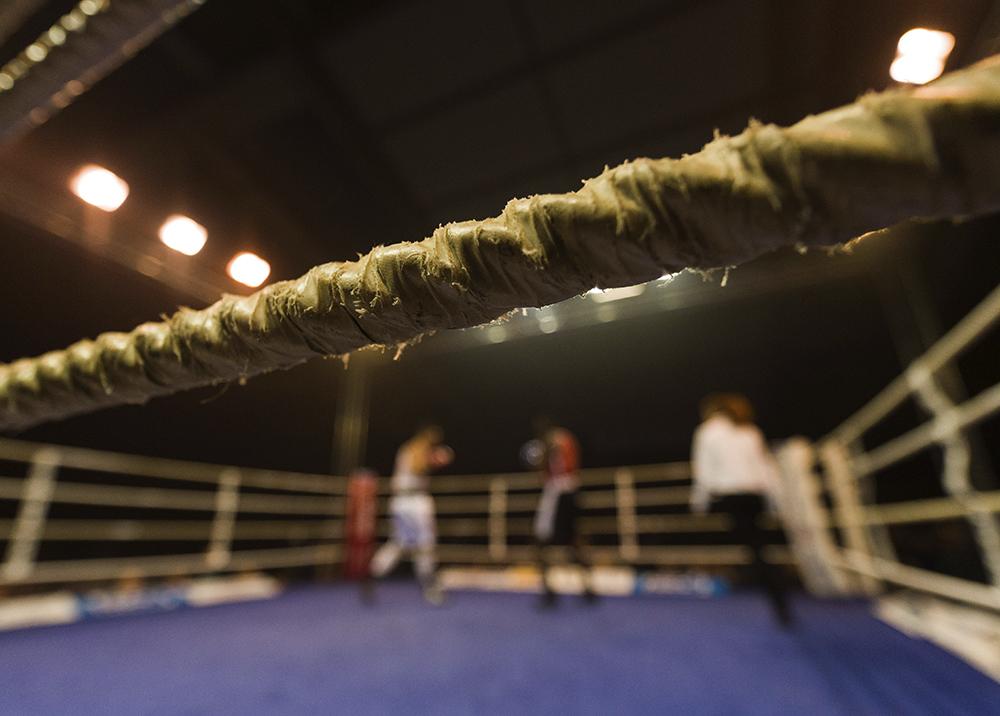 бокс ринг