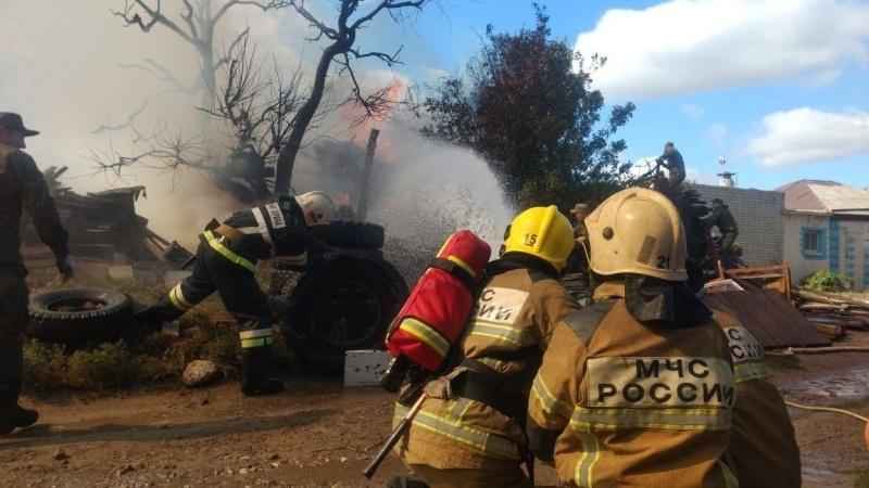 пожарники волгоградские