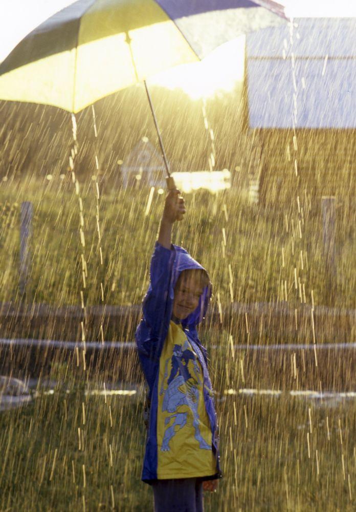 К жаре «за тридцать» присоединятся дожди и грозы