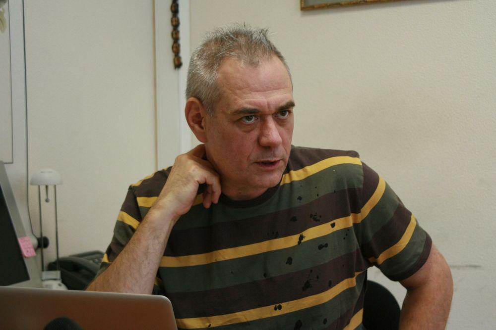 Сергей Доренко умер за рулем мотоцикла
