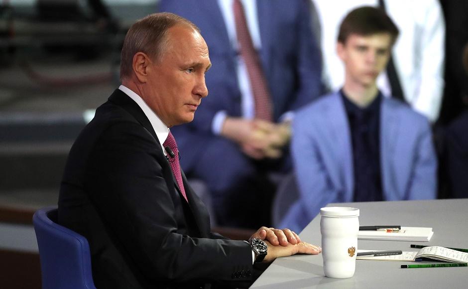 За два дня до Прямой Линии с Президентом начались проверки по сообщениям россиян