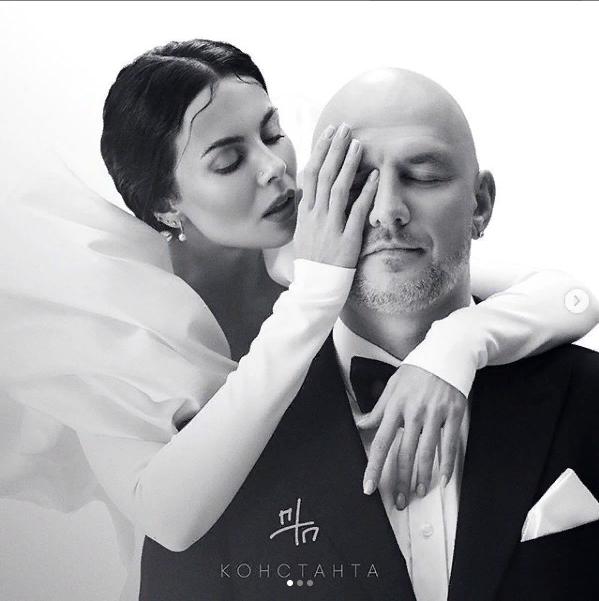 Потап и Настя Каменских поженились после продолжительных тайных отношений