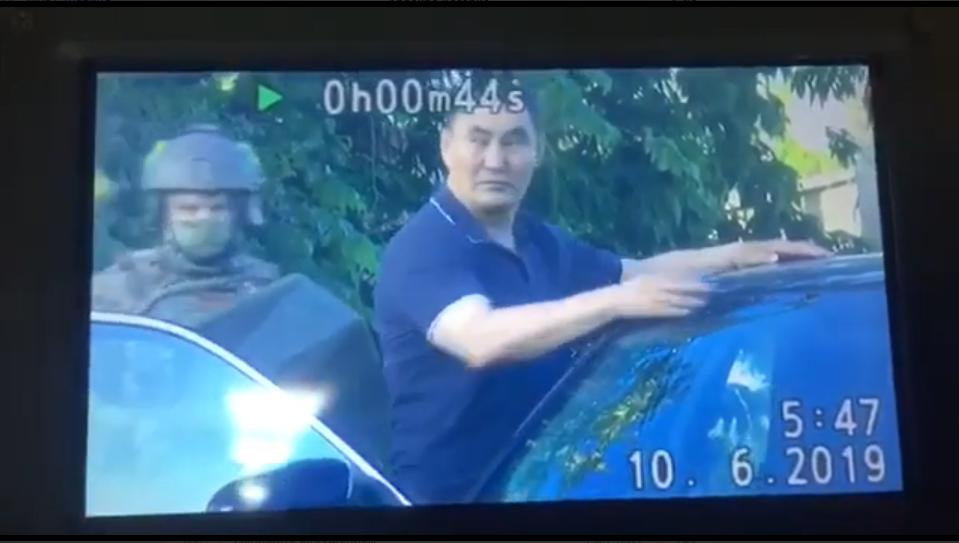 ФСБ опубликовало видео задержания Михаила Музраева