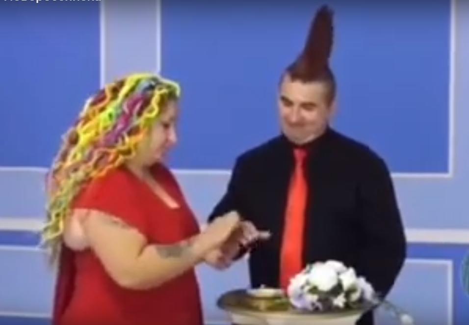 Новороссийск стал столицей необычных свадеб в России