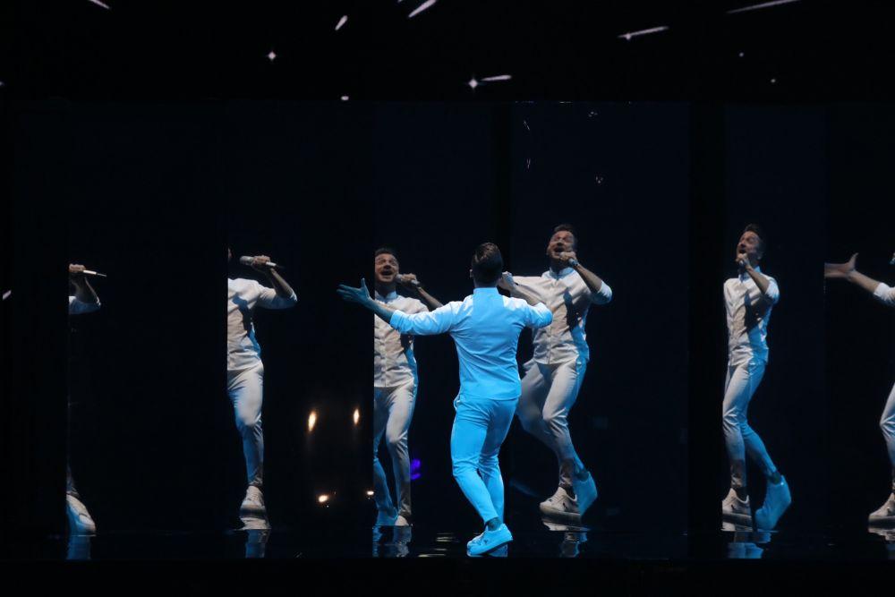Сергей Лазарев и представители еще 9 стран прошли в финал Евровидения