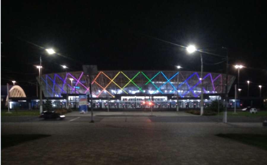 Волгоградцев просят не пугаться ненормального стадиона «Волгоград-Арена»