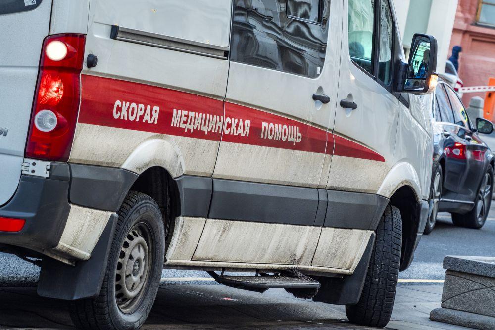 В Волгоградской области мотоциклист наехал на коляску с младенцем и скрылся