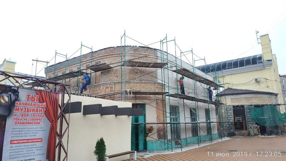 В Волгограде уничтожаются объекты культурного наследия