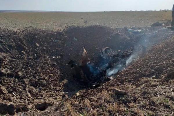 На Ставрополье разбился штурмовик Су-25. Пилоты погибли