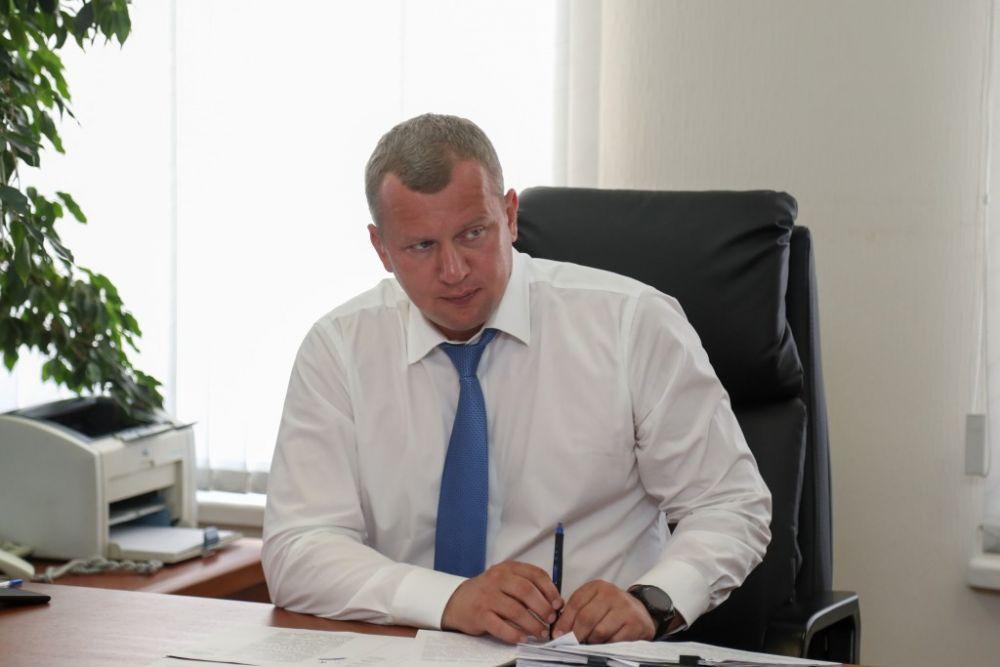 ВРИО губернатора Астраханской области Сергей Морозов принял граждан и подал в отставку