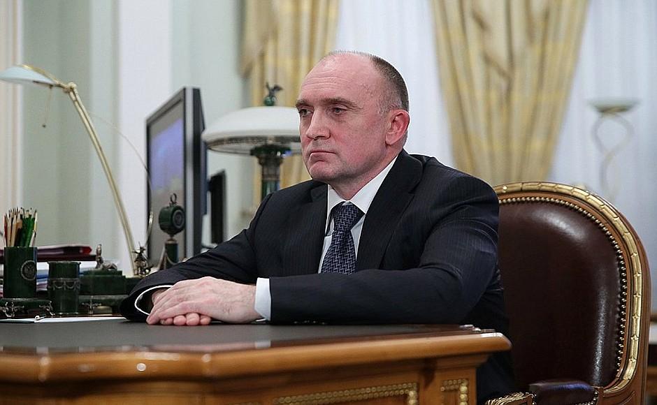 Бывшего губернатора Челябинской области подозревают в хищении 20 млрд. рублей