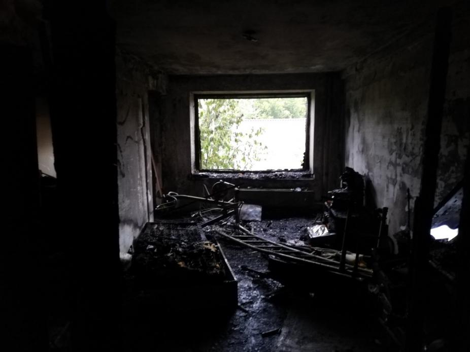 Прокурор и еще 7 человек погибли в огне