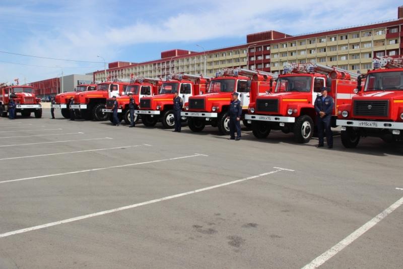 В Волгоградской области пугающая «горимость леса», но пожарные готовы к неожиданностям