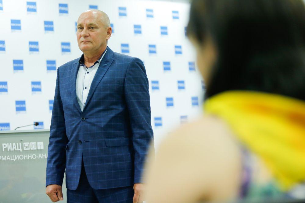 Справедливороссы открыли завесу тайны с личности своего кандидата в губернаторы