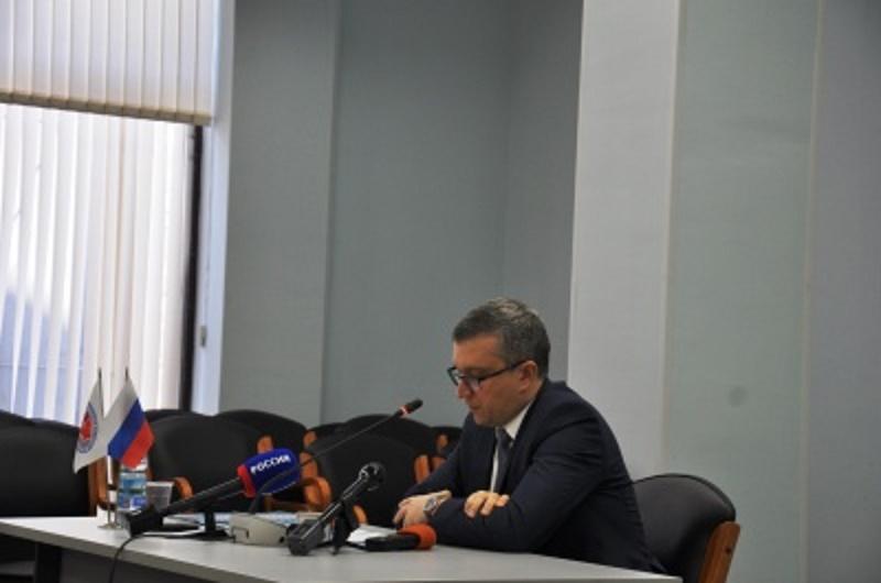 Председатель Облизбиркома объявил выборы состоявшимися