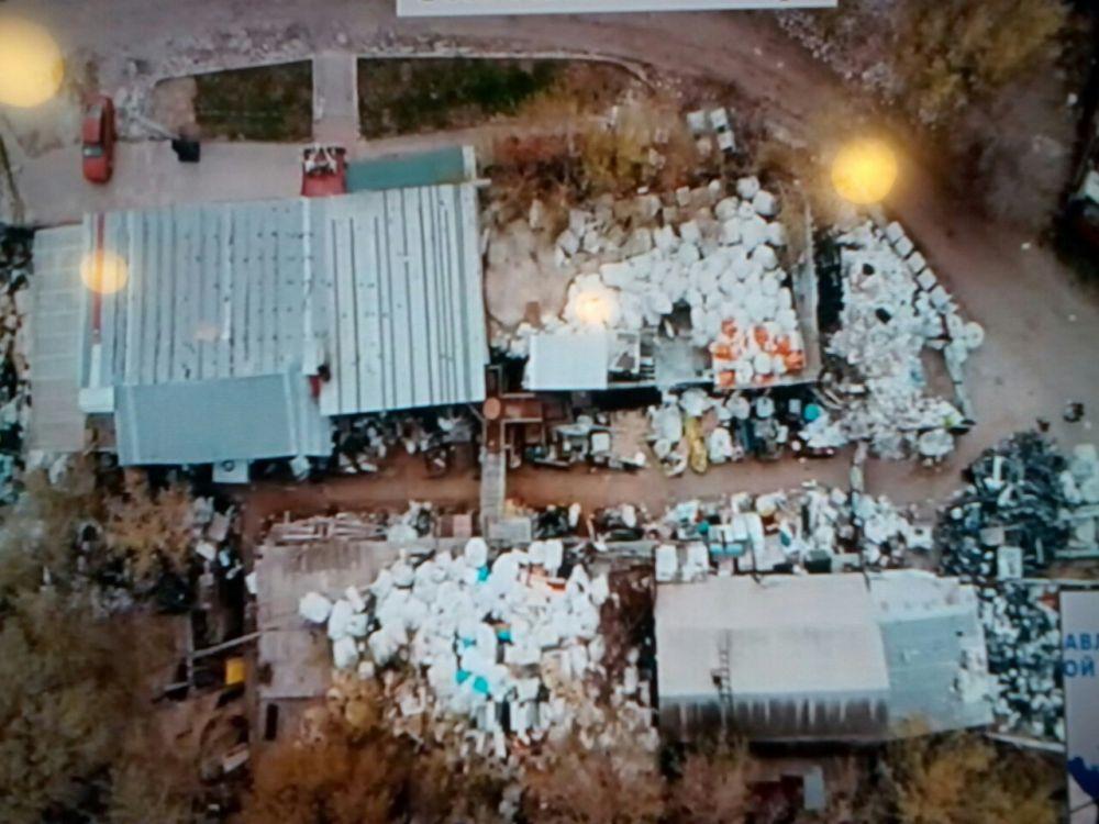 Пожар на участке «пластикового короля» удивил даже главу МЧС