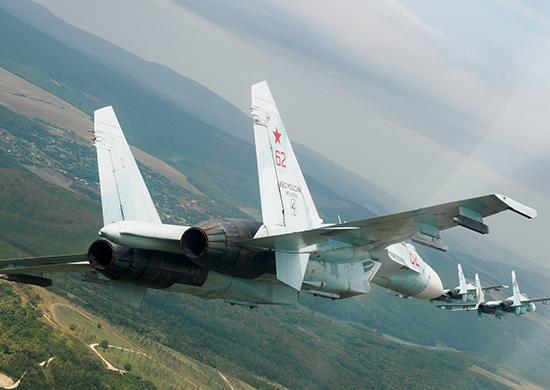 Волгоградские бомбардировщики покинули регион: улетели на учения