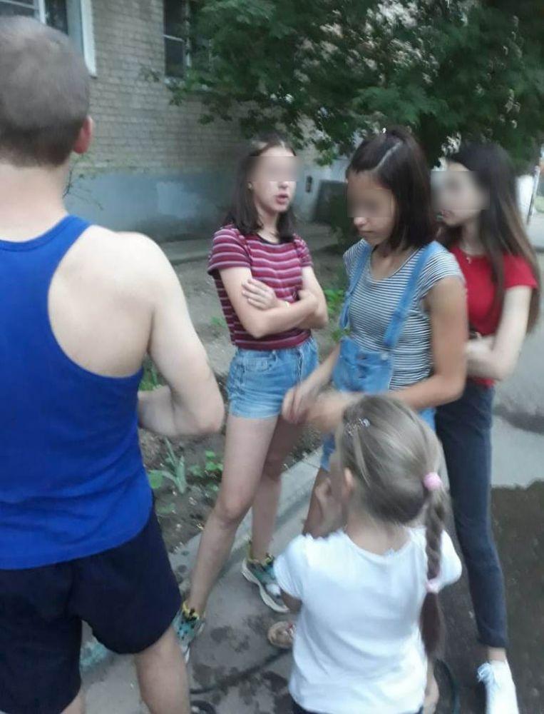 Нашлась очередная сбежавшая из дома школьница из Дзержинского района