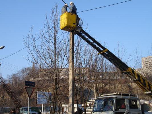ВВолгограде восстановят освещение еще на 3-х дорогах