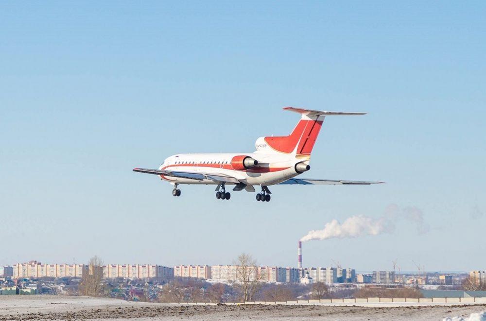 Фото: официальный сайт ОАО «Саратовские авиалинии»