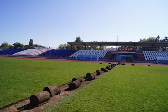 Настадионе «Зенит» началась реконструкция