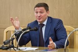 Садись 3. Андрей Бочаров получил три с минусом в рейтинге губернаторов