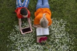 Пять способов заинтересовать ребенка чтением