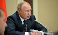 Путин освободил от должности четырех генералов МВД и провел новые кадровые перестановки