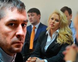 Дмитрий Захарченко и Евгения Васильева