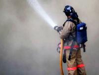 В Ольховском районе мужчина едва не погиб при пожаре