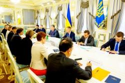 Порошенко призвал страны ЕС сохранить санкции против России