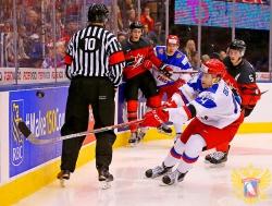 Российская «молодежка» проиграла Канаде