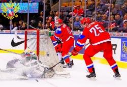«Молодежка» вырвала победу у Словакии