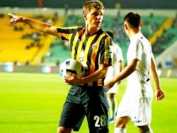 Андрей Аршавин лучший футболист Казахстана