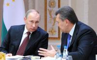 Путин и Янукович на тайной встрече обсудили взятки