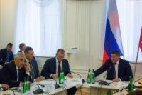 Андрей Бочаров назначил новых руководителей двух комитетов и повысил Дорждеева