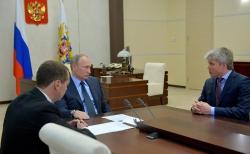 Мутко и Колобков получили от Путина повышение