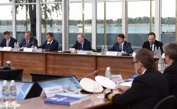 Путин призывает «сделать все» для минимизации ущерба от обмеления рек