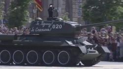 Перед выборами волгоградская «Единая Россия» хвалится американской техникой и советскими танками