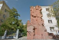 Дом сержанта Якова Павлова, Волгоград