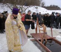 Восемь купелей откроют в Волгограде на Крещение