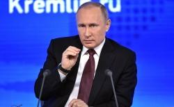 Россия готовится к большой пресс-конференции с Владимиром Путиным