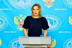 Мария Захарова призвала западные СМИ не молчать о химической атаке в Сирии